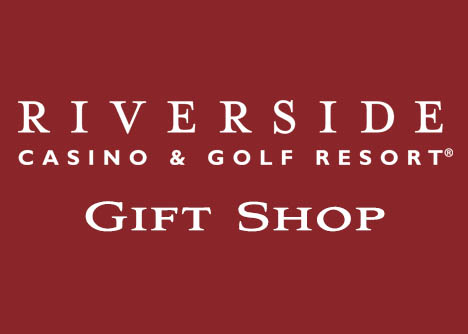 Riverside Casino and Golf Resort Gift Shop