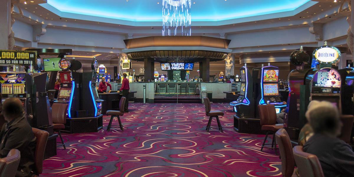 How Many Slot Machines At Riverside Casino