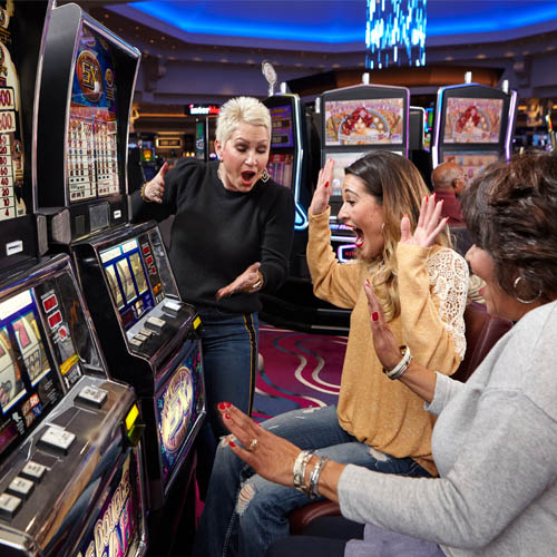 Hot Slots at Riverside Casino & Golf Resort