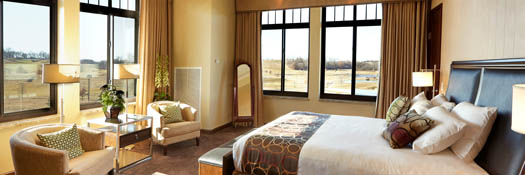 Hotel Accomodations at Riverside Casino & Golf Resort