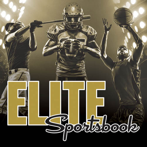 Elite Sportsbook at Riverside Casino & Golf Resort