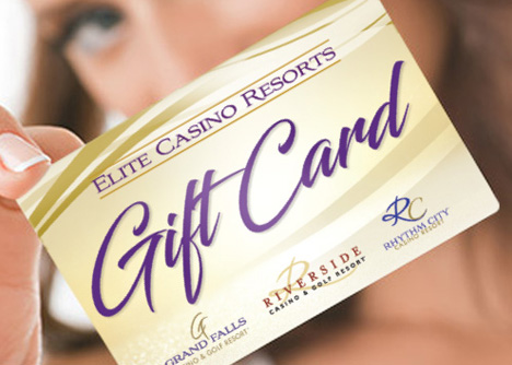 Gift Cards are Available for Purchase